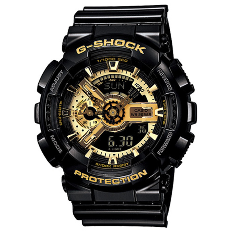 Zegarek CASIO G-SHOCK GA-110GB-1AVEF