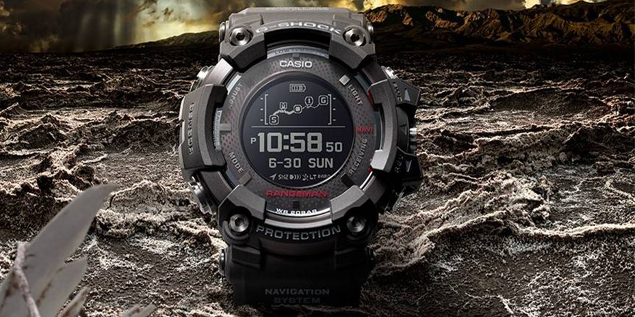 CASIO G-SHOCK GPR-B1000