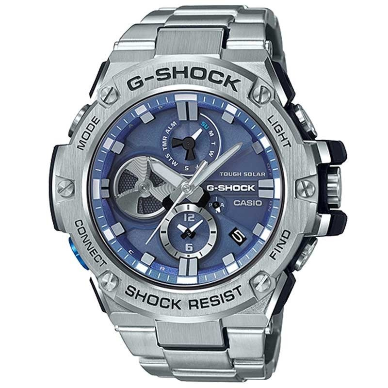 Zegarek CASIO G-STEEL GST-B100D-2AER BLUETOOTH SOLAR POWER
