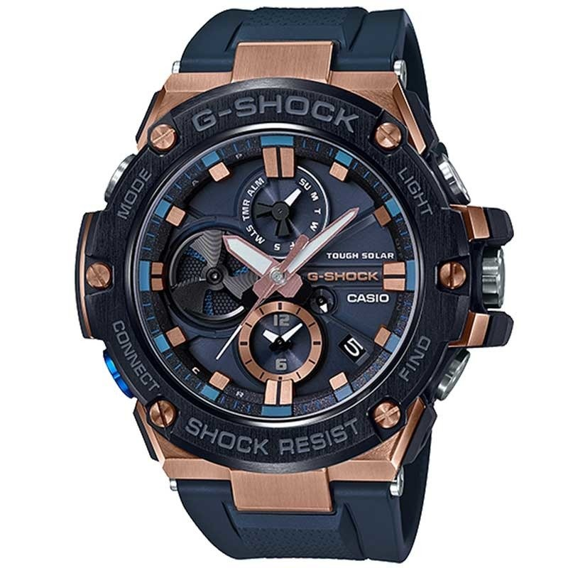 Zegarek CASIO G-Steel GST-B100G-2AER Limited Series