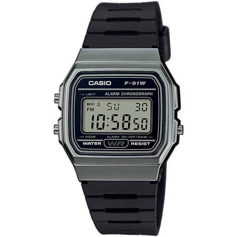 Zegarek Casio Digital  F-91WM-1BEF