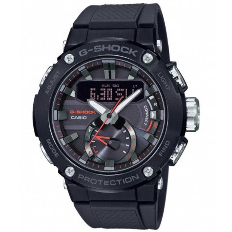 Zegarek Casio G-Shock G-Steel  GST-B200B-1AER BLUETOOTH SOLAR POWER