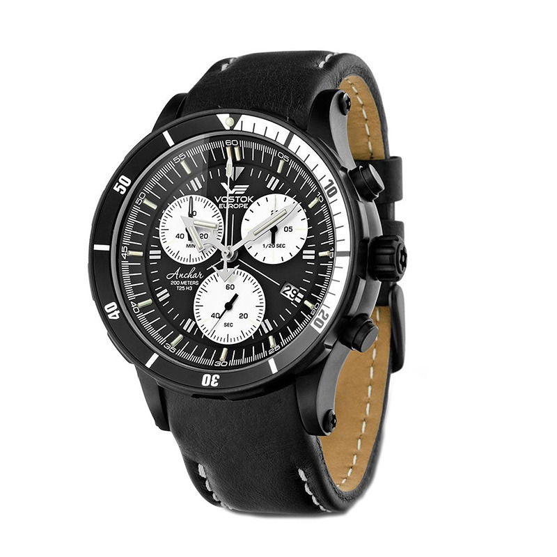 Zegarek Vostok Europe Anchar Chrono 6S30/5104184