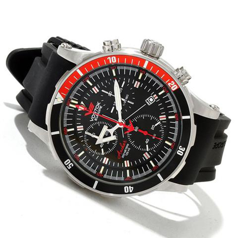 Zegarek Vostok Europe Anchar Chrono 6S30-5105201