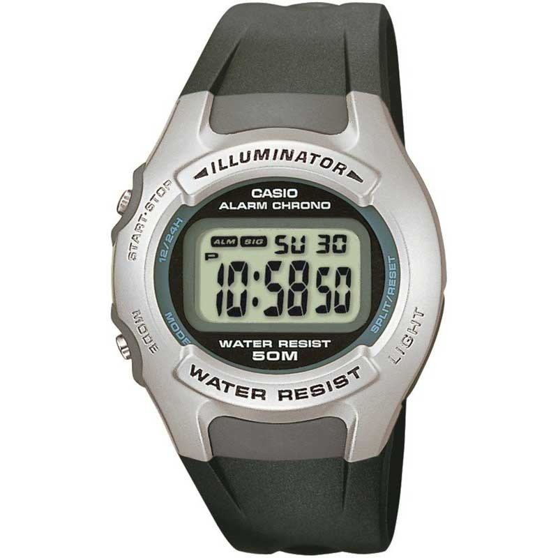 Zegarek digital Casio W-42H-1AVES