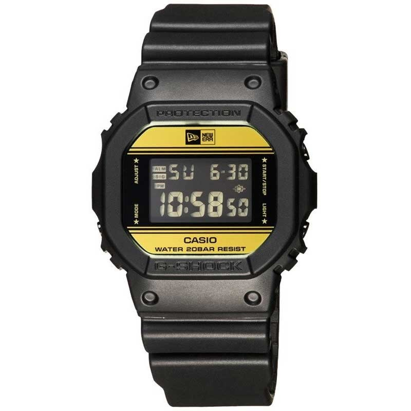 Zegarek męski G-Shock DW-5600NE-1ER New Era Limited Edition