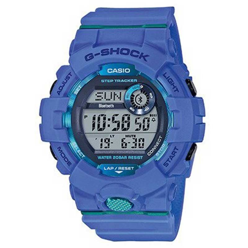 Zegarek męski Casio G-Shock GBD-800-2ER Casio Digital Bluetooth Smartphone Steptracker