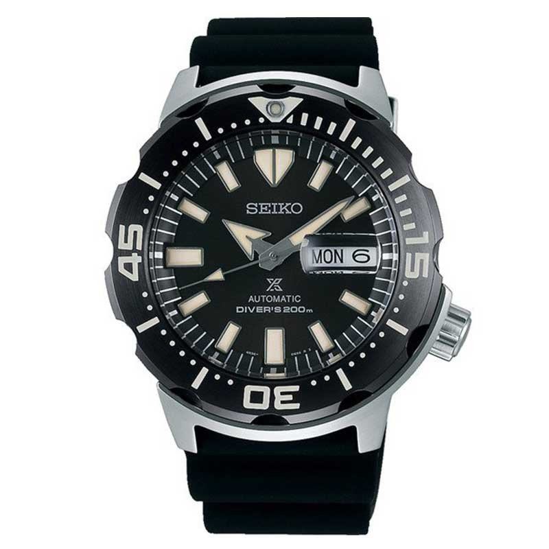 Zegarek męski Seiko Prospex Monster Save The Ocean Diver SRPD27K1